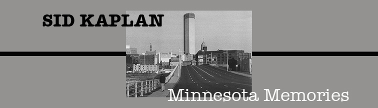 Minnesota Memories by Sid Kaplan